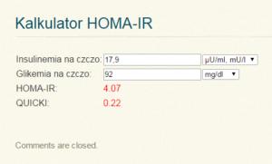 homa-ir